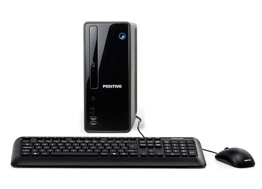 Computador Positivo Master T50 Celeron, 500gb, 2gb C/ Nota
