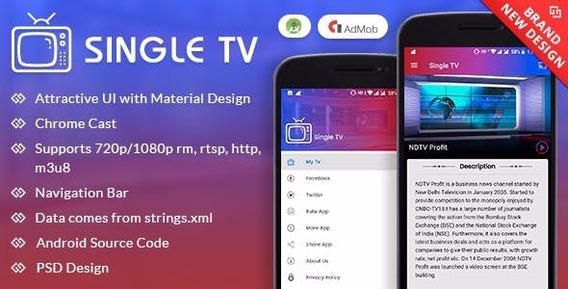Fonte Aplicativo De Tv Android - Api 29