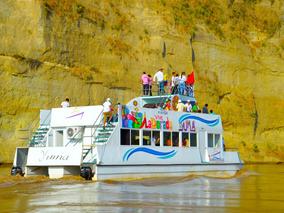 Se Vende Barco Turistico Para 105 Personas Tiene 1 Año