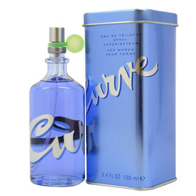 Perfume Curve Liz Claiborne For Women Edt 100ml - Novo
