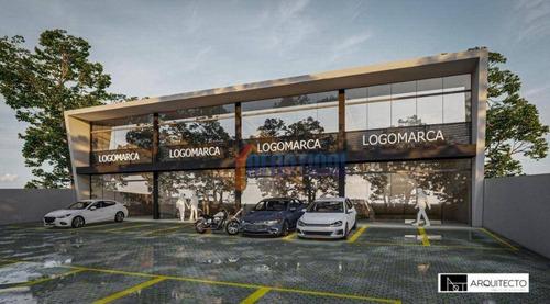Imagem 1 de 2 de Loja Para Alugar, 127 M² Por R$ 8.500,00/mês - Santa Quitéria - Curitiba/pr - Lo0172