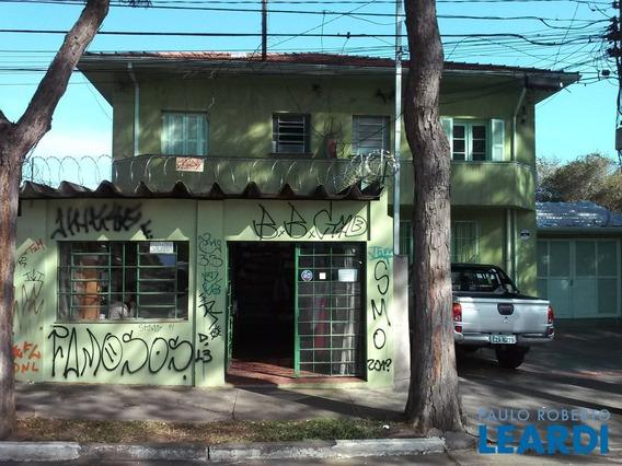 Casa Assobradada - Cidade Jardim - Sp - 435847