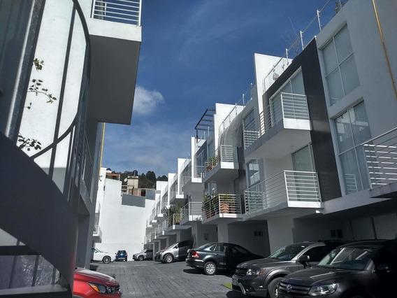 Casa Nueva En Condominio Horizontal, Álvaro Obregón