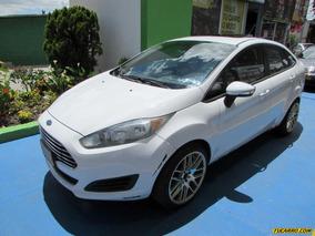 Ford Fiesta Se Power Shift 1600cc At