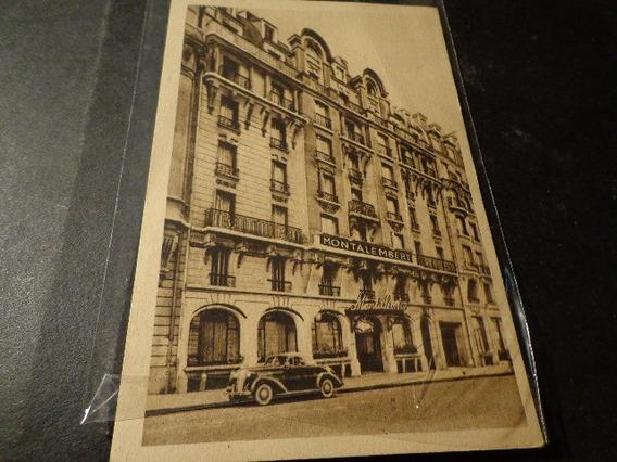 Francia- Paris- Hotel Montalembert