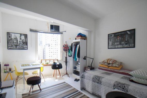Apartamento Para Aluguel - Santa Cecília, 1 Quarto, 23 - 892986300