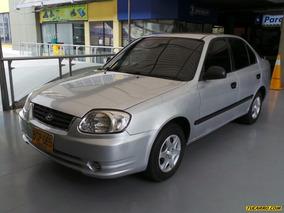 Hyundai Accent Gyro Gl Mt 1.3 4p Dh