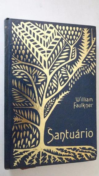 Santuário - Capa Dura - William Faulkner
