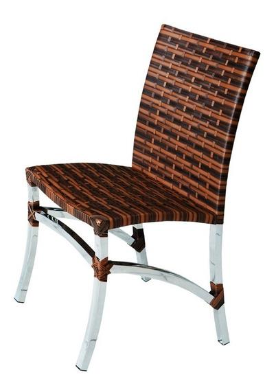 Cadeira Fibra Sintética Área Externa Cozinha Piscina Varanda