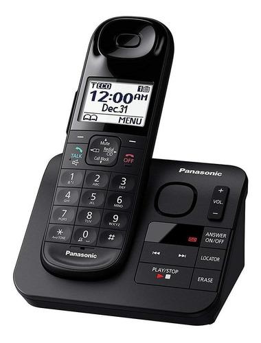 Imagen 1 de 4 de Teléfono inalámbrico Panasonic KX-TGL432 negro