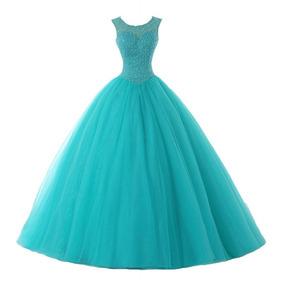Vestido Debutante Baile 15 Anos Formatura Tiffany Pt Entrega