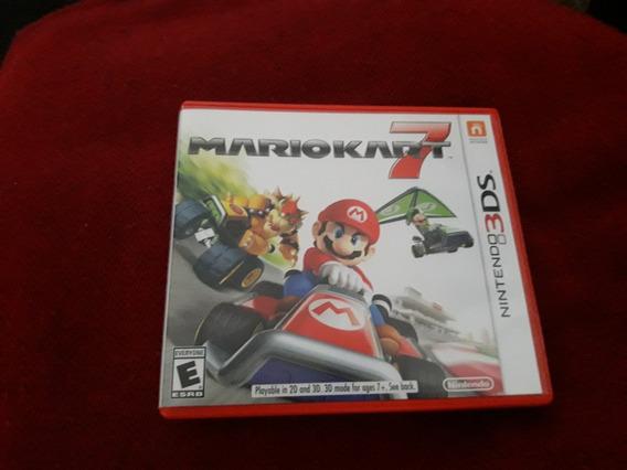 Jogo Mario Kart 7 Para Nintendo 3ds