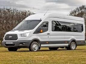 Ford Transit Minibus 17 +1 Asientos Sm