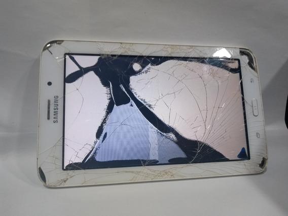 Tablet Com Display Quebrado