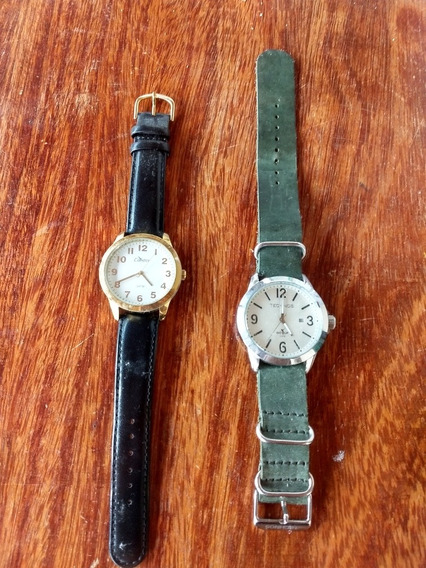 Relógio Technos E Condor Original