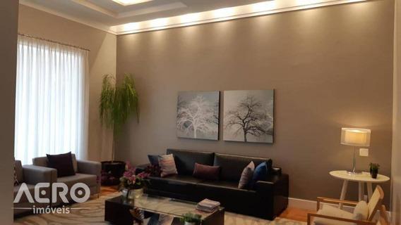 Apartamento Com 3 Dormitórios À Venda, 107 M² Por R$ 589.000 - Vila Nova Cidade Universitária - Bauru/sp - Ap1534