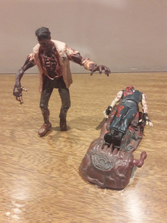 Lote Zombies Resident Evil Toy Biz