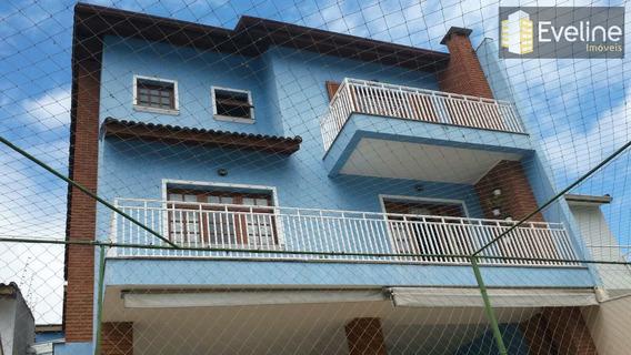 Casa Com 4 Dorms, Vila Suissa, Mogi Das Cruzes - R$ 795 Mil, Cod: 1414 - V1414
