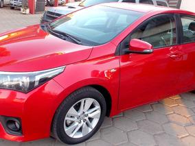 Toyota Corolla Xei 2015 Cvt Impecable¡¡ Financiado 100%