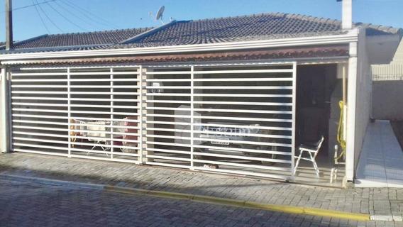 Casa 02 Quartos (01 Suíte) Na Fazenda Velha, Araucária - Ca0505