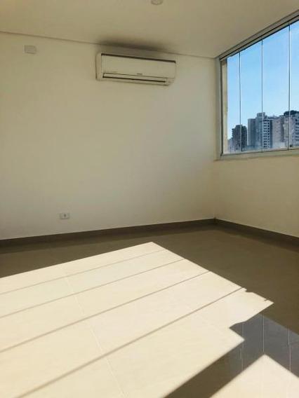 Studio Para Locação Em São Paulo, Panamby, 1 Dormitório, 2 Banheiros, 1 Vaga - 8408_1-1212415