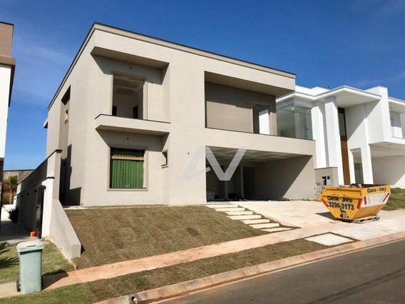 Linda Casa Em Construção No Parque Dos Alecrins - Ca0333