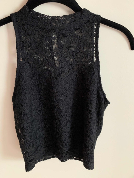 Top Abercrombie&fitch Talle Xs Nuevo