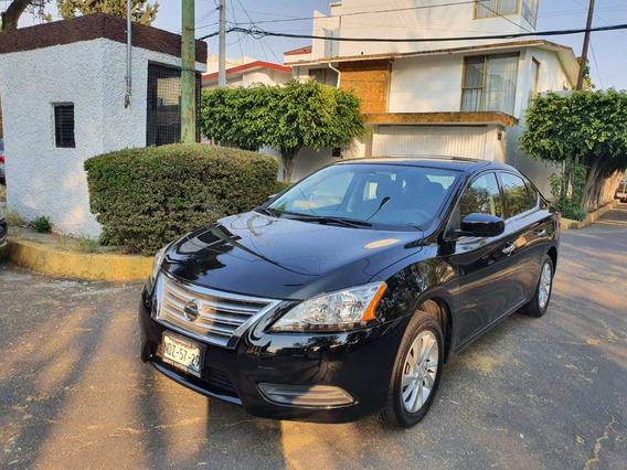 Nissan Sentra 1.8 Sense Mt 2015