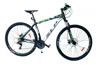 Bicicleta Slp Mtb Aluminio Rod. 29 50 Pro Envio Gratis