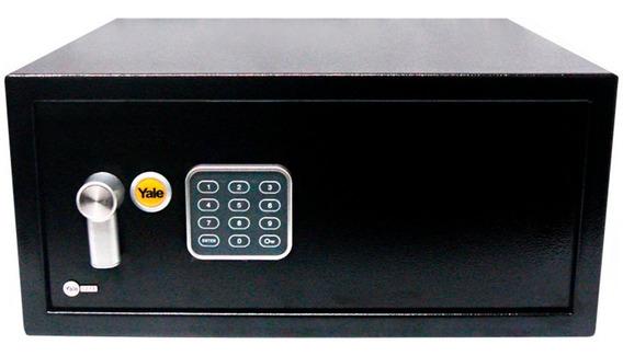 Caja Fuerte Yale Electronica Acero Laptop Grande 84834