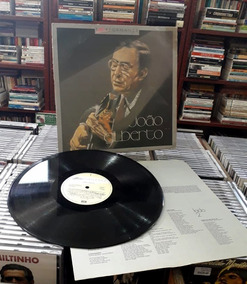 Vinil João Gilberto - Performance