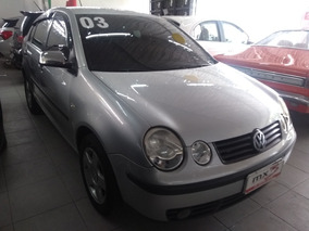 Volkswagen Polo Sedan 1.6 4p 2003
