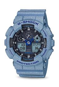 Relógio Casio Gshock Ga100de2adr Original Dos Estados Unidos