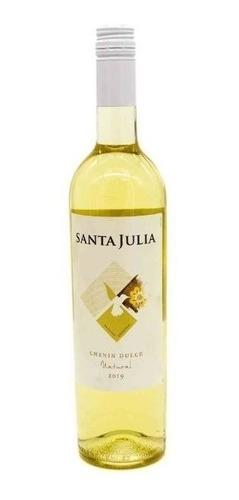 Vino Santa Julia Chenin Dulce Natural 750cc Blanco -laprove