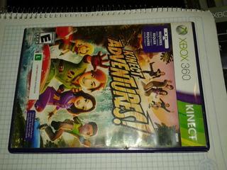 Kinect Adventures Usado