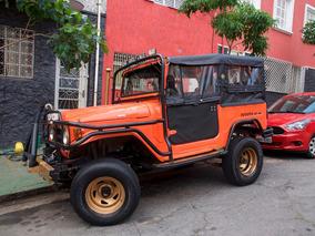 Jeep Toyota Bandeirantes Melhor Que Willys, Troller, Cheroke