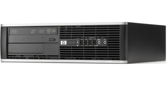 Hp Compaq 6000 Pro Sff (core 2duo 4gb 500gb Dvdrw 10 Usb)