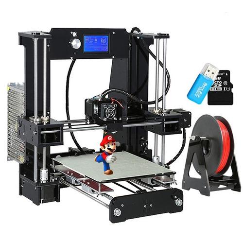 Impresora 3d Anet A6 2019 Prusa I3 Kit Diy Mejor Que A8