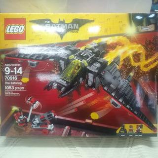 Lego: The Batman Movie Model The Batwing 70916