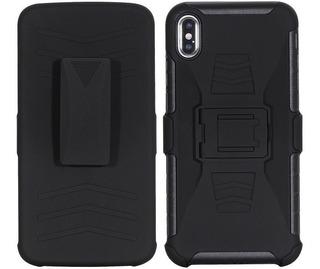 Forro Anti Golpes Anti Shock iPhone 7 8 Plus X Xr Xs Max 3v