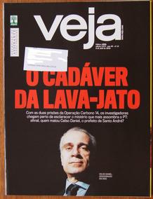 Revista Veja Nº 2472 06/04/2016 Apple Lava Jato
