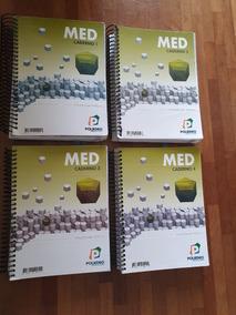 Pré-vestibular Medicina Poliedro Caderno 1 Ao 4 (2018)