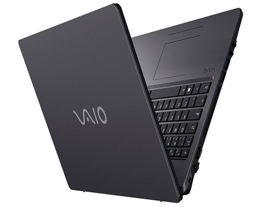 Notebook Vaio I3-6006u 1tb 4gb 15,6 Led Hdmi Win10 Garantia