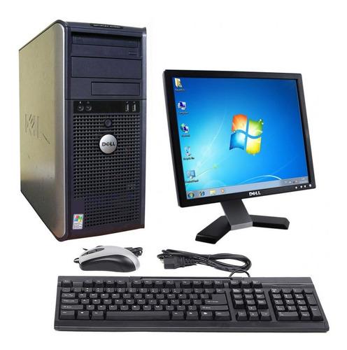 Computadora Dell Completa Core I5 16gb Ram 1 Tera Hdd Win10