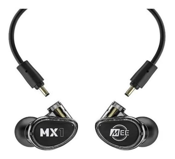 Fone De Ouvido Monitor Mee Mx 1 Pro In Ear