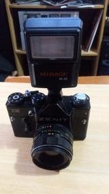 Câmera Fotográfica Zenit 12