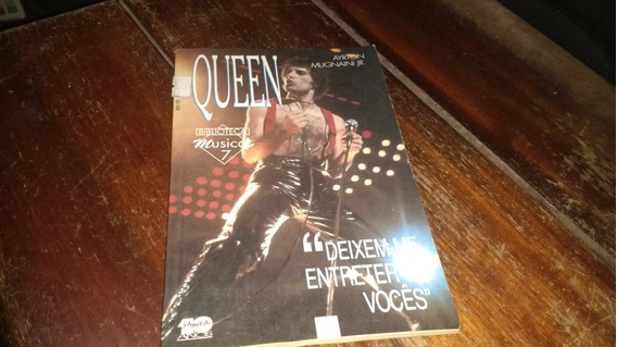Biografia Do Queen ( Rara)