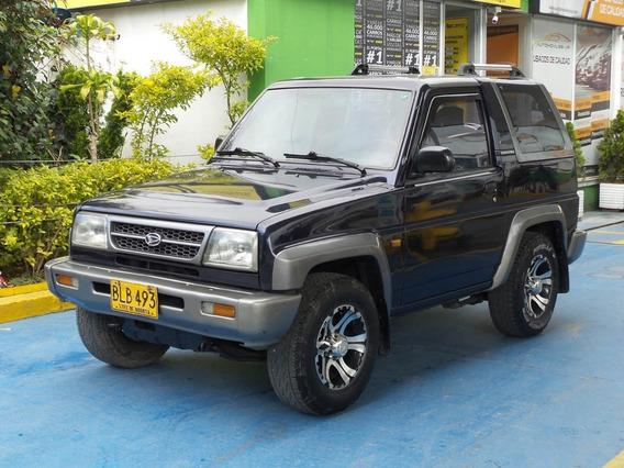 Daihatsu Feroza 1.6 4x4 Sx