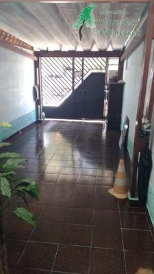 Casa Residencial À Venda, Parque Pinheiros, Taboão Da Serra. - Ca0121