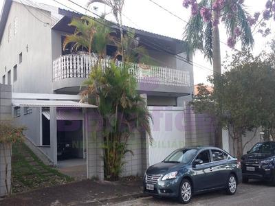 Casa A Venda, Jardim Novo Mundo, Jundiaí - Ca09281 - 34102202
